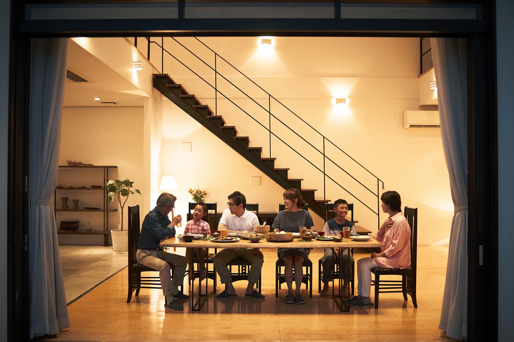 ☆地域密着の住宅会社と大手ハウスメーカーの大きな違い。❔❕