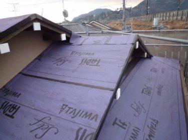 メンテの多い屋根の塗替え相談。ちょっと待って?こんな工事も出来るんですよ・・・駿河区で3件の工事依頼。①