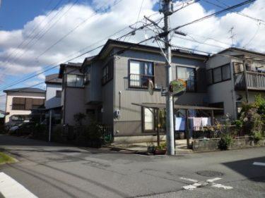 静岡市駿河区で塗り壁をガルバニウム鋼板に張替え工事依頼。