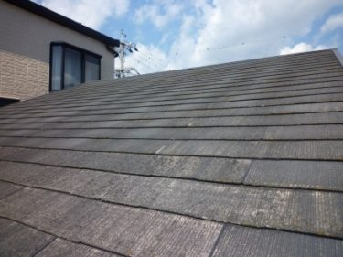 静岡市葵区で屋根、外壁の経年状況の不安で調査依頼。