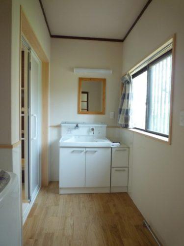 ☆ 浴室、洗面リフォーム工事完了しました。・・・その ⑤