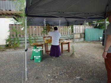 ☆葵区山崎O様邸・地鎮祭執り行い、基礎着工間近‼