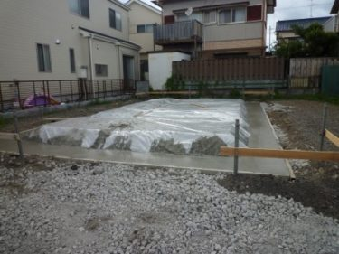 ☆葵区O様邸、質の高い住宅基礎着工‼