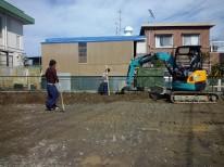 ☆藤枝市高栁I様邸工事始まりました。