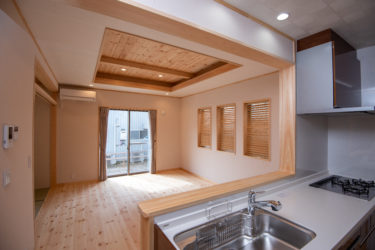高齢者にも配慮した:自然素材平屋の家の動画完成❔❕