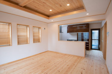 藤枝市高柳I様邸自然素材、健康住宅引渡し完了しました。