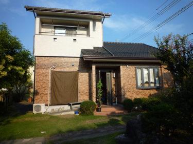 自然素材住宅012:快適に増築された平屋の家