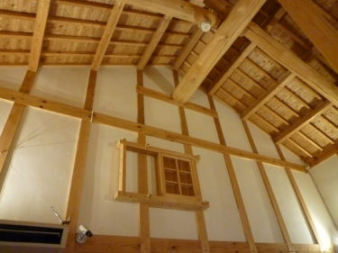 ☆木造建築の良さを見直す!!